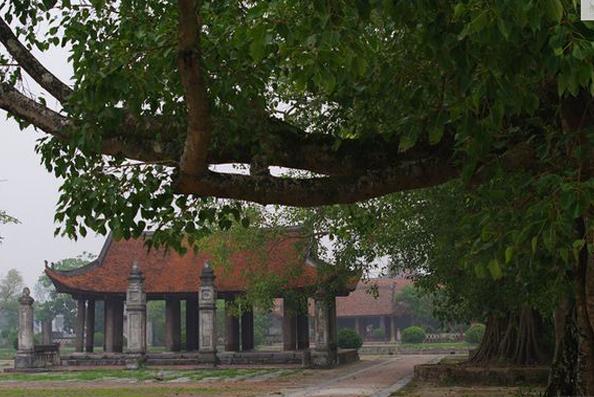 Kiến trúc chùa Keo đẹp bậc nhất Việt Nam1