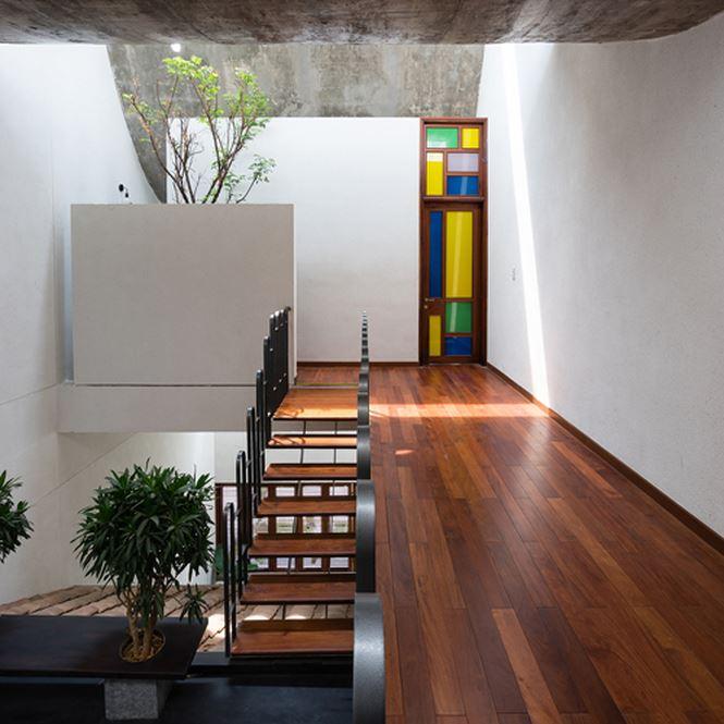 Căn nhà 'hiện đại- quá khứ' cho gia đình 3 thế hệ - ảnh 7