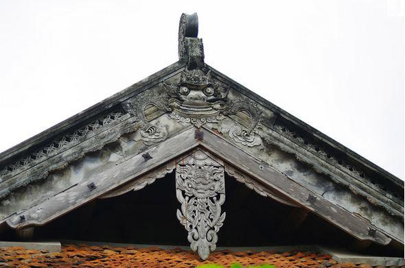 Kiến trúc chùa Keo đẹp bậc nhất Việt Nam10
