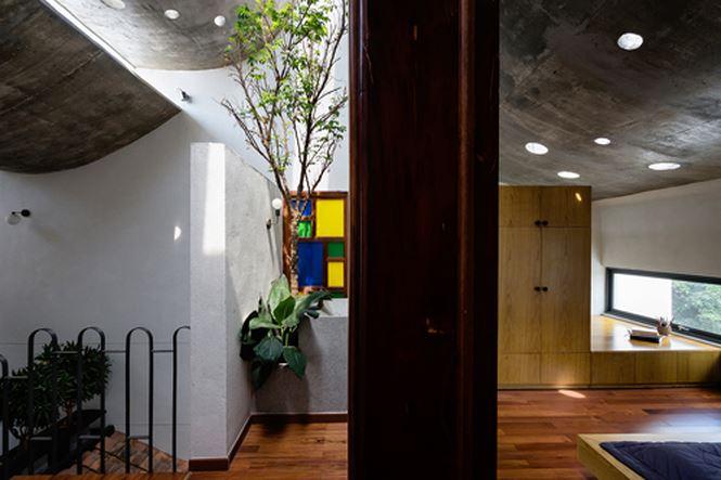 Căn nhà 'hiện đại- quá khứ' cho gia đình 3 thế hệ - ảnh 8