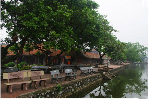 Kiến trúc chùa Keo đẹp bậc nhất Việt Nam11
