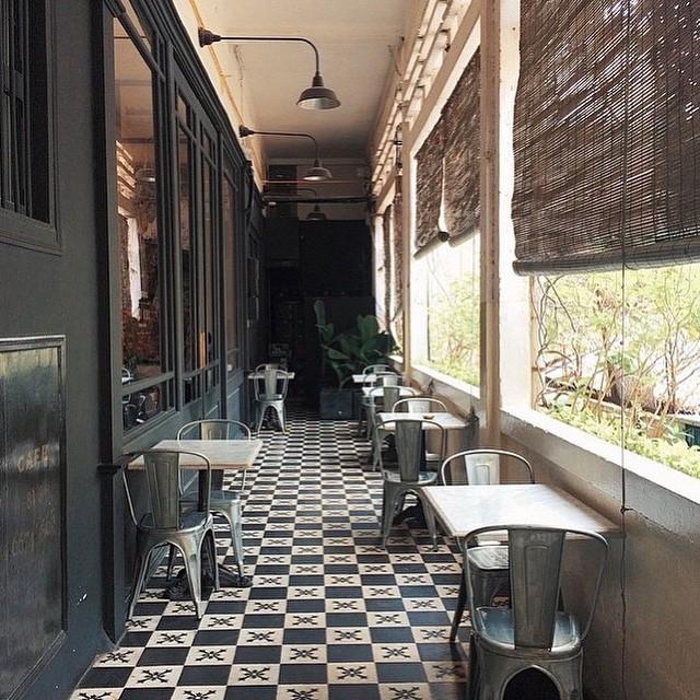 9 quán cafe đẹp ẩn mình tại Sài Gòn
