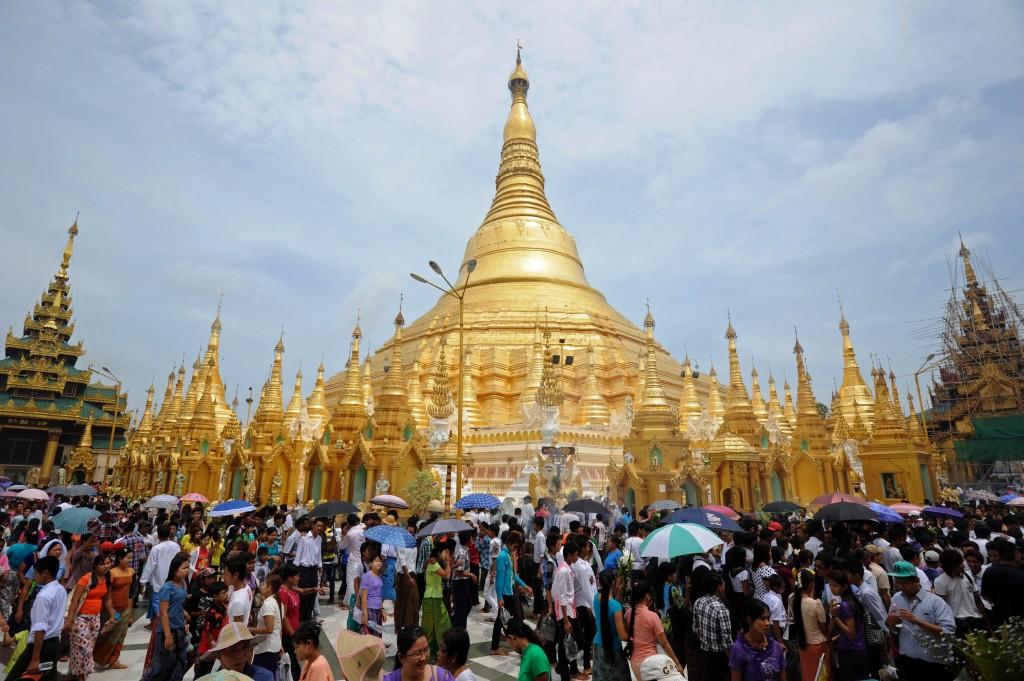 MYANMAR-RELIGION-BUDDHISM