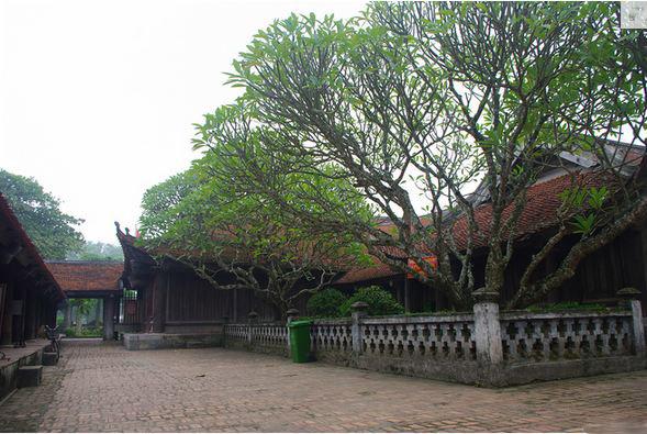 Kiến trúc chùa Keo đẹp bậc nhất Việt Nam2