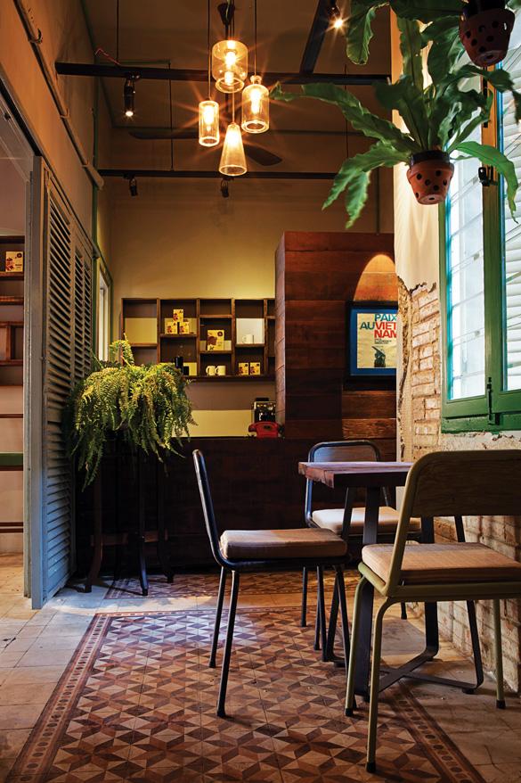 quán cafe đẹp ẩn mình tại sài gòn