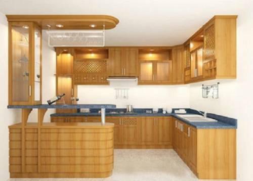 nhà bếp, nội thất nhà bếp, mẫu tủ bếp đẹp