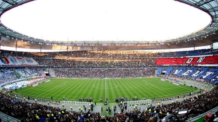 Đây là sân vận động lớn thứ 5 ở châu Âu