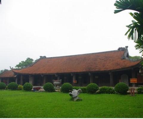 Kiến trúc chùa Keo đẹp bậc nhất Việt Nam3
