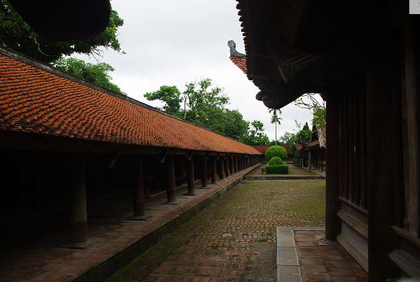 Kiến trúc chùa Keo đẹp bậc nhất Việt Nam5