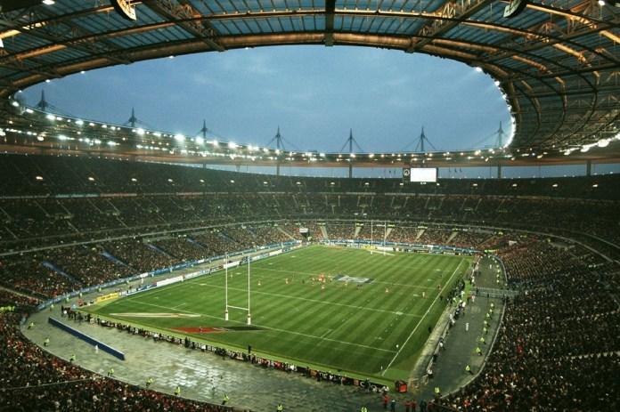 Sức chứa tới 80.000 người của Stade de France