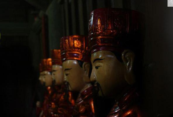 Kiến trúc chùa Keo đẹp bậc nhất Việt Nam8