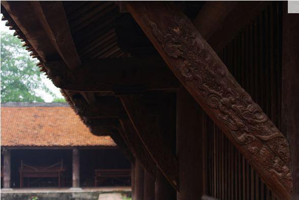 Kiến trúc chùa Keo đẹp bậc nhất Việt Nam9