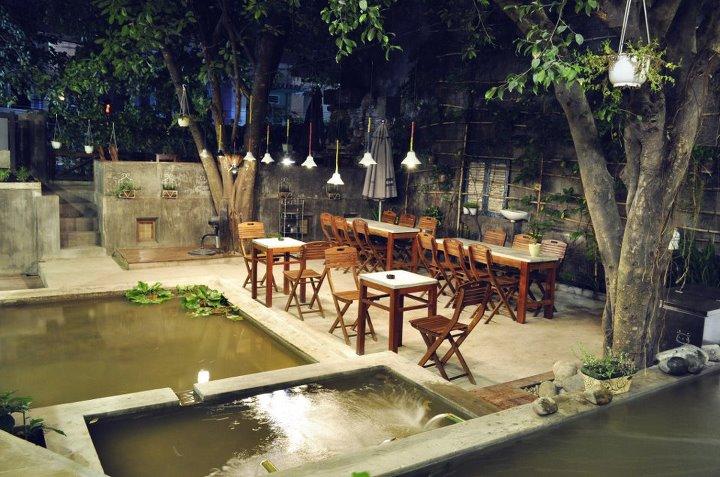 9 quán cà phê đẹp ẩn mình tại Sài Gòn