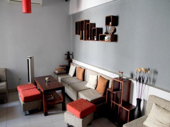 Thiết kế không gian quán cafe nhỏ đẹp