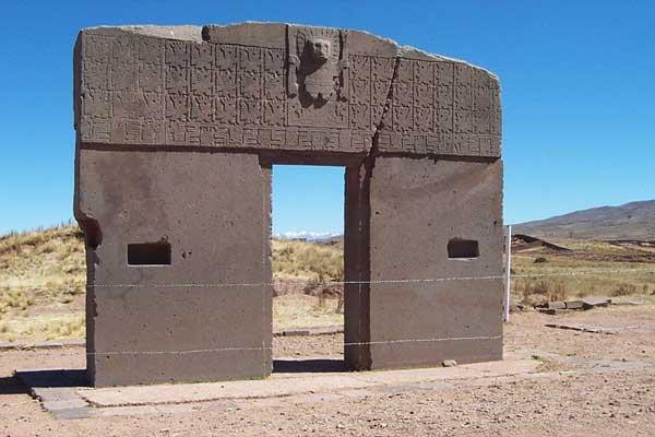 Cổng Mặt Trời sau khi được trùng tu (Ảnh: Mhwater, Wikimedia)