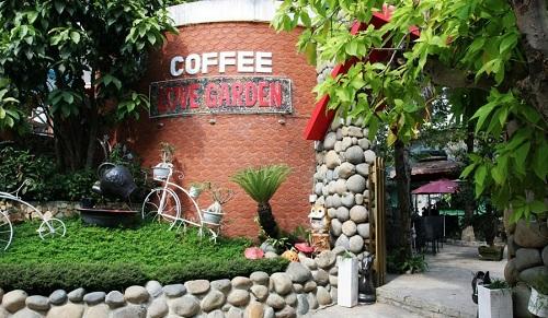 Love Garden Coffee) - Quận Thủ Đức