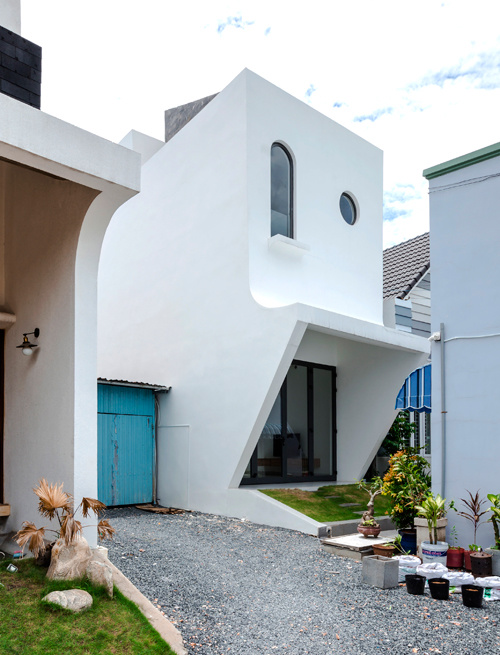 Nhà phố đẹp 160 m2 ở Bình Dương (1)
