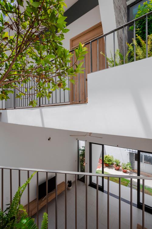 Nhà phố đẹp 160 m2 ở Bình Dương (7)