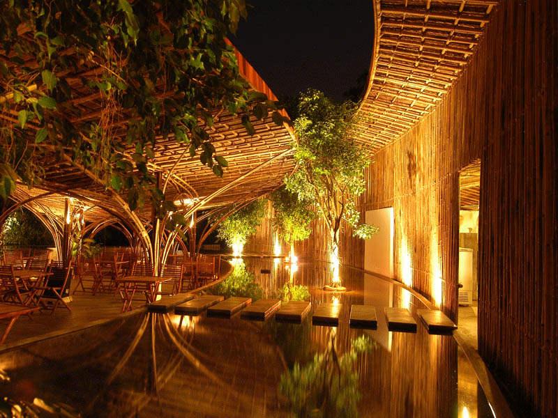 Cafe Gió và Nước - Kiến trúc đẹp 24h