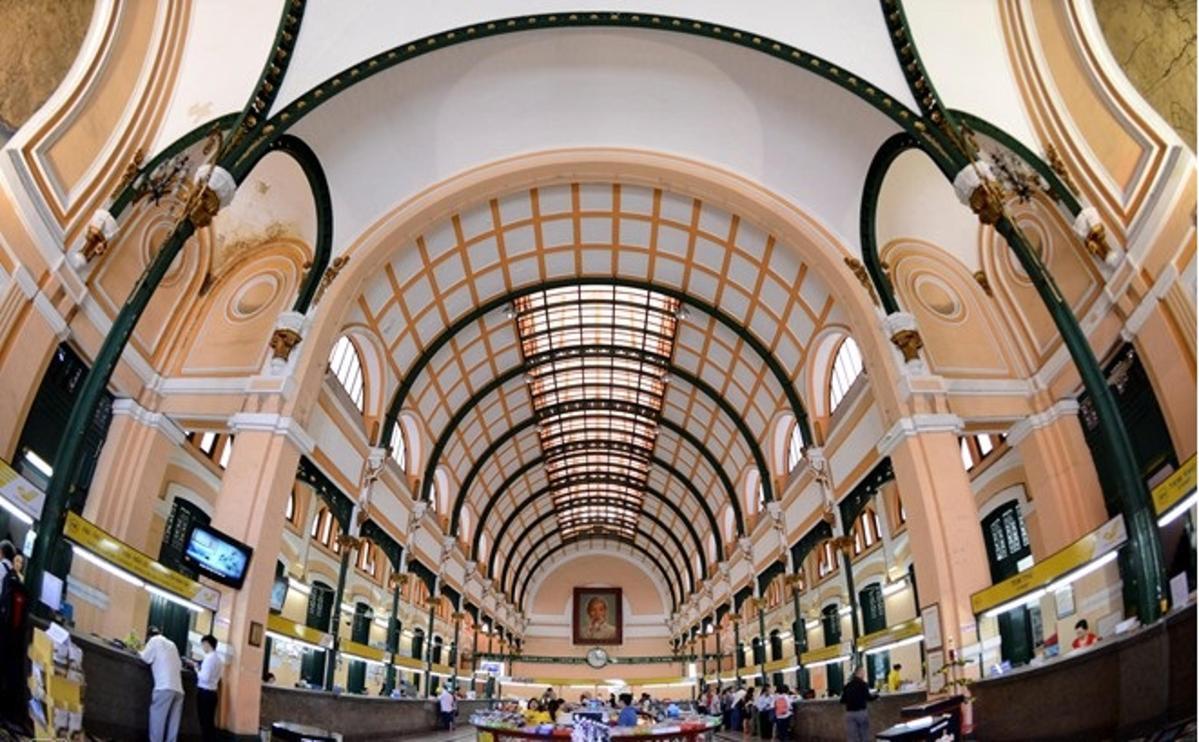 Các công trình kiến trúc cỗ tại HCM