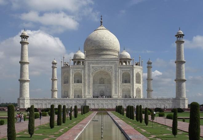 Đền Taj Mahal (Ấn Độ)