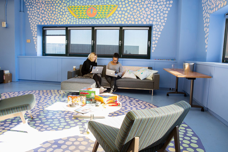 Bên trong văn phòng làm việc đẹp nín thở của Facebook tại New York - Ảnh 21.