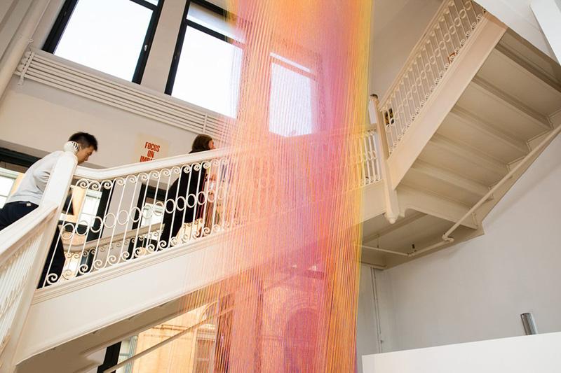 Bên trong văn phòng làm việc đẹp nín thở của Facebook tại New York - Ảnh 28.