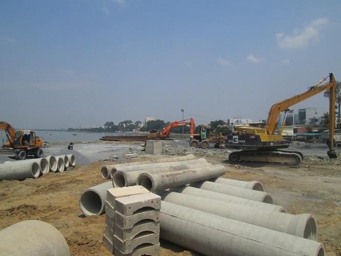 san lắp mặt bằng tại Phú Quốc