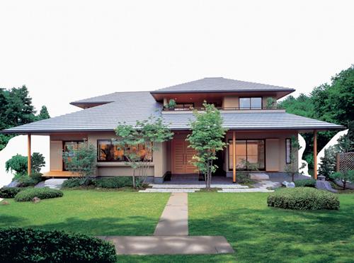 Kiến trúc xây nhà ở Nhật Bản