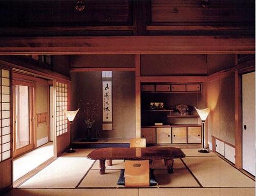 Người Nhật rất ưa chuộng nội thất gỗ