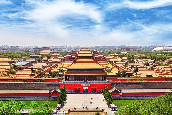 Hình ảnh khám phá những kiến trúc đẹp nhất Trung Quốc