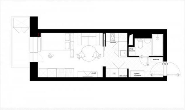 Mẫu nhà nhỏ đẹp--Thiết kế 8