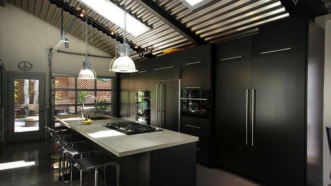 Ngắm hoài không chán 16 căn bếp vượt thời gian với gam màu đen – trắng - Ảnh 15.