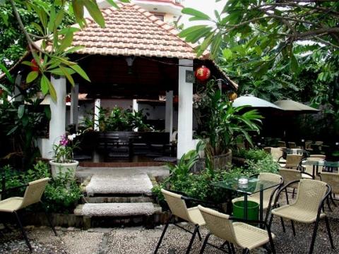 Những quán café sân vườn đẹp ở Gò Vấp có không gian tụ tập