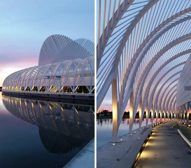 16 công trình kiến trúc kinh ngạc nhất thế giới - ảnh 5