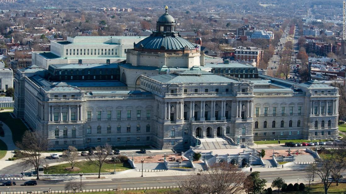 Choáng ngợp những thư viện đẹp nhất nước Mỹ - 8