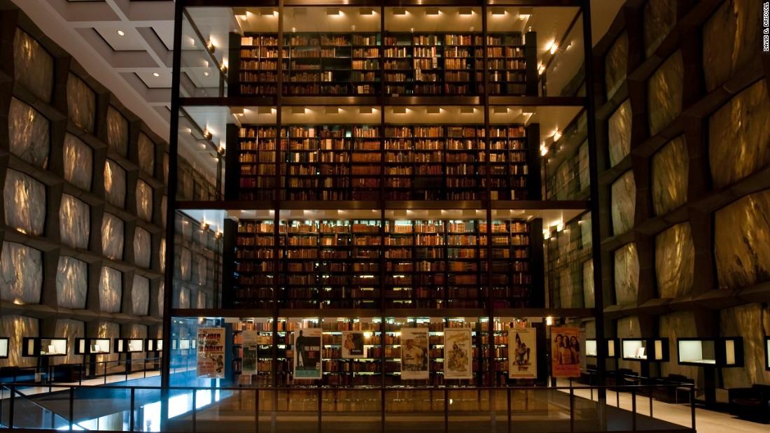 Choáng ngợp những thư viện đẹp nhất nước Mỹ - 7