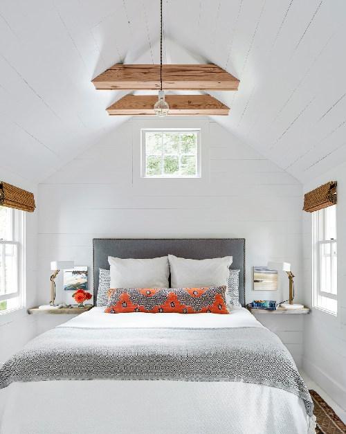 thiết kế nhà 2 tầng đẹp, mẫu nhà 2 tầng đẹp, nhà 2 tầng theo phong cách đồng quê