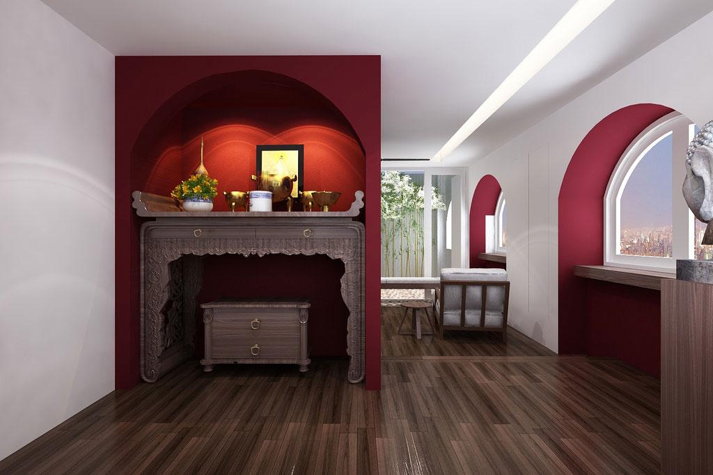 Thiết kế nội thất biệt thự siêu sang