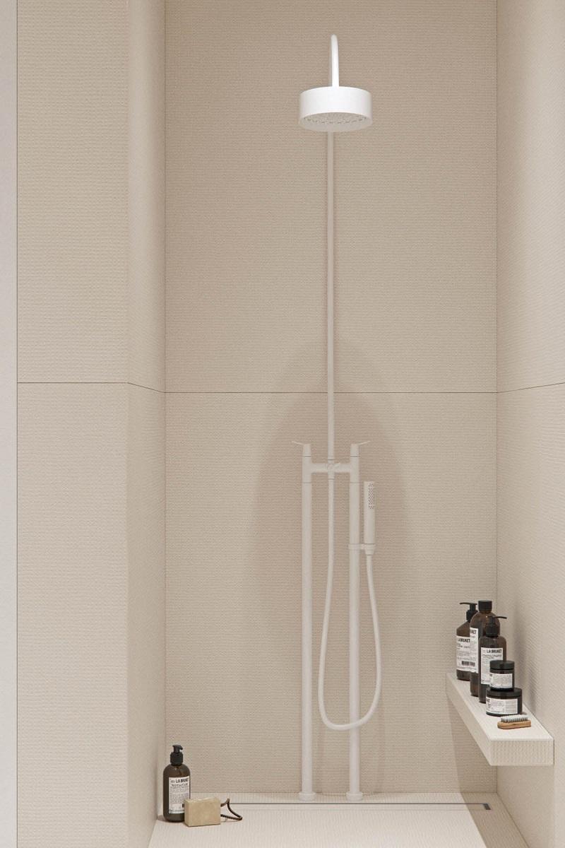 Mẫu thiết kế nhà ống 2 tầng 3 phong ngủ đẹo hiện đại đẳng cấp 27