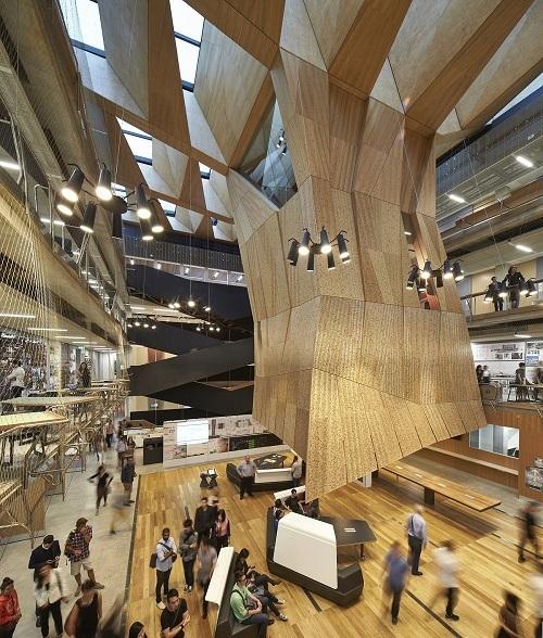 kiến trúc trường học đẹp nhất thế giới