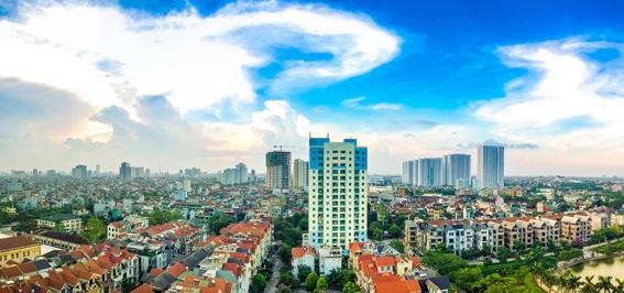 Không gian xanh tạo nên cá tính và tiện nghi sống cho cư dân, Khu ĐTM Phú Mỹ Hưng, TPHCM