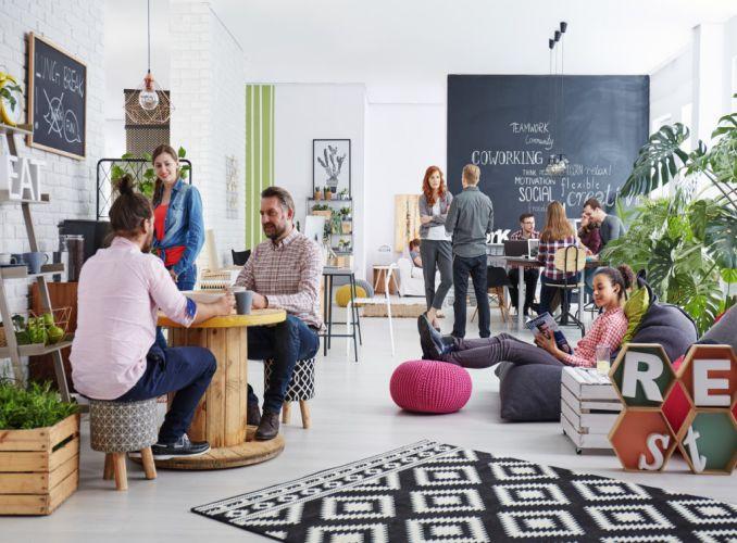 Xu hướng thiết kế văn phòng nổi bật năm 2018