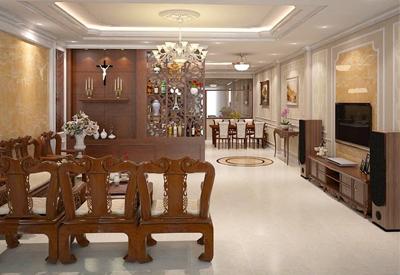 Kiến Trúc Đẹp bàn giao thiết kế nhà chú Thạo tại Gò Vấp