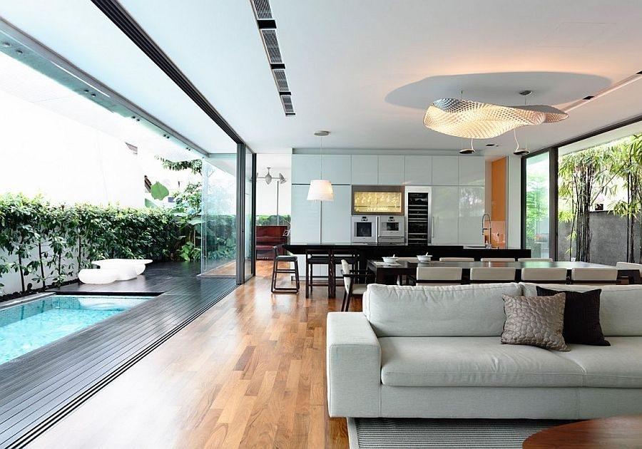 Xu hướng thiết kế nội thất văn phòng với không gian mở , kientrucdep24h.vn