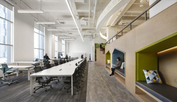 Những mẫu văn phòng mới vô cùng ấn tượng tại Trung Quốc , kientrucdep24h.vn