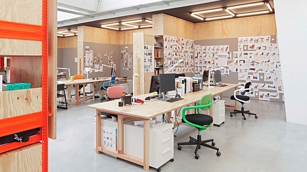 Xu hướng thiết kế nội thất văn phòng 2019 , kientrucdep24h.vn