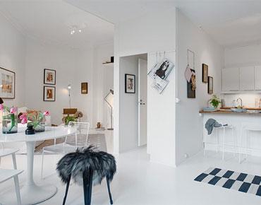Ngắm căn hộ méo vẫn đẹp nhờ thiết kế nội thất hiện đại