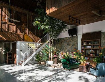 Ngôi nhà đẹp như resort cao cấp