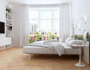 Những cách trang trí nội thất truyền cảm hứng cho phòng ngủ